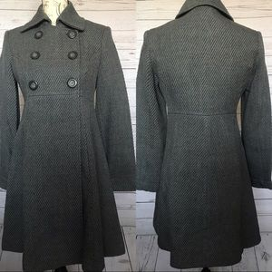 VS VIA Wool Pea Coat